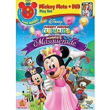 Minnie's Masquerade
