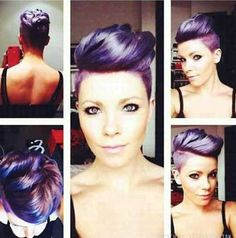 30 Pixie Hair Color Styles | Pixie Cut 2015