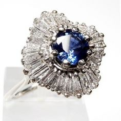 {Unique Engagement Rings} : Antique, Art-Deco or Sapphire, help your sweetie pick a ring that reflects who you are and your personal style.