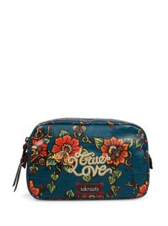 70b5403ce90 Love this Lagoon True Love Artist Circle Cosmetic Bag by Sakroots on