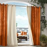 Found+it+at+Wayfair+-+Outdoor+Décor+Gazebo+Outdoor+Stripe+Grommet+Top+Curtain+Single+Panel