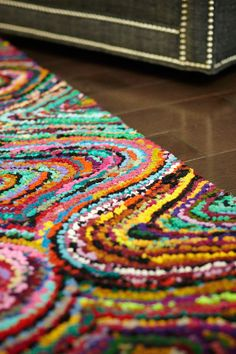 Lantern Rug - Recycled Material and Sustainable