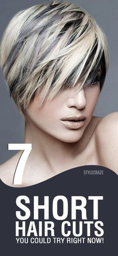 HairStyles : Here are the best short haircuts you could try right now which are a guaranteed hit! Take a pick and let us know what it looked like! #ShortHair #Hair #Hairstyles