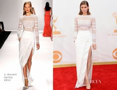 Bizz-en-Scène: Emmy's Red Carpet