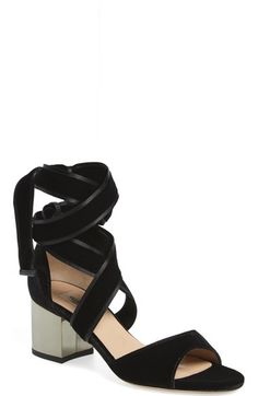 45ee85d83dbb2 VALENTINO 'Ballet Fever' D'Orsay Wraparound Sandal (Women). #valentino # shoes #sandals