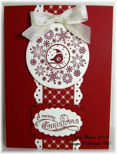 Four Seasons Christmas by discoverstampin - Cards and Paper Crafts at Splitcoaststampers