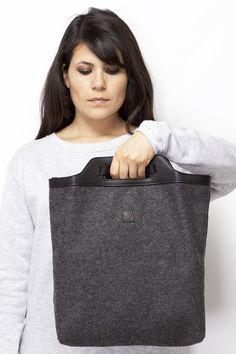 UCON ACROBATICS - CALINA BACKPACK DARK GREY #cute #backpack #uconacrobatics #grey #fashion