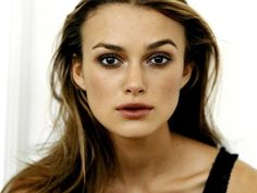 KEIRA KNIGHTLEY. I love her make up here. So pretty, natural looking yet sexy.