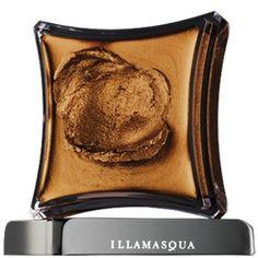 Enrapture is a molten bronze liquid metal from Illamasqua