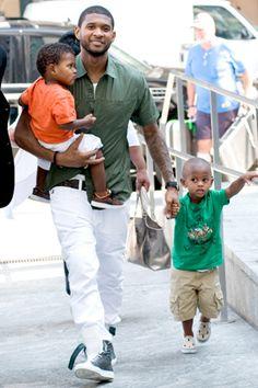 Top celeb mommy tweets of the week: Kourtney Kardashian's baby, Jessica Simpson's weight, Usher's tragedy