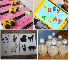 38 Kids Crafts and Boredom Busters for Spring Break- some really good ideas for range of ages