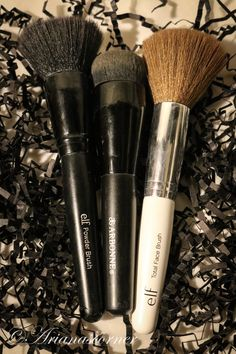Makeup Brush Guide for beginners- by Ariana's Corner