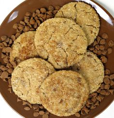 Cinnamon Dream Cookies-  a crunchy-chewy texture and a buttery sweet cinnamon taste just like cinnamon toast! | The Monday Box