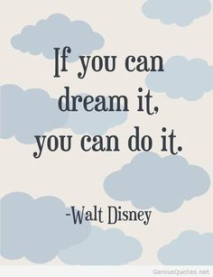 Quotes for Motivation and Inspiration QUOTATION – Image : As the quote says – Description can you do it?does questioning yourself give more motivation? Citation Walt Disney, Walt Disney Quotes, Disney Quotes About Life, Disney Dream Quotes, Cute Disney Quotes, Disney Songs, Motivation Positive, Positive Quotes, Life Motivation