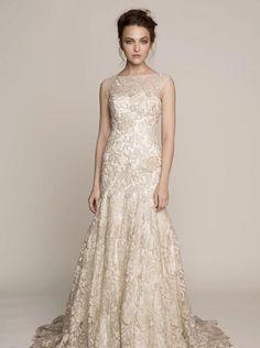 22616c09af8 Lace Wedding Dress Illusion Neckline Wedding Dress