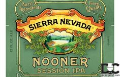 Sierra Nevada Nooner Session IPA Details - Drinking Craft #craftbeer #beer