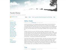 Manage Themes ‹ david ashworth — WordPress