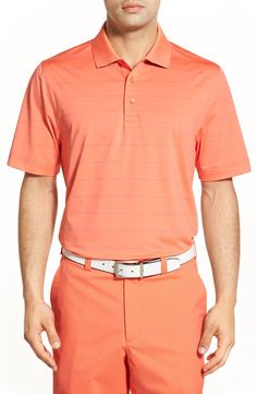 'Arlington Stripe' DryTec Stretch Golf Polo #PlaySportsShop #playsportshop #fitness #fitnessfashion #freeshipping #sportclothes #thenewme