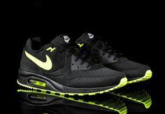 Nike Air Max Light Black/Volt