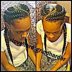 50 Ghana Braids Hairstyles Pictures for Black Women - Style in Hair - Hairstyles Ghana Braids Hairstyles, Braids Hairstyles Pictures, African Hairstyles, Hair Pictures, Girl Hairstyles, Ghana Braids Updo, Evening Hairstyles, Dutch Braids, Long Braids