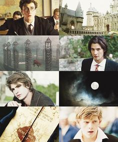 The Marauders.