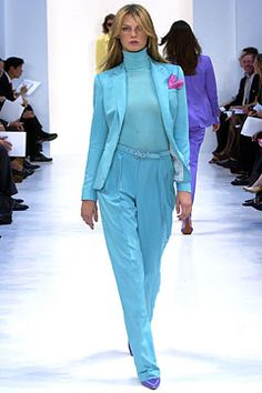 Ralph Lauren   Spring 2004 Ready-to-Wear Collection