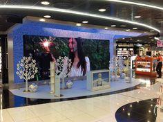 Campaña lanzamiento mundial en exclusiva y primicia para Marc Jacobs de su perfume Daisy Dreams en el mercado Travel Retail. Aeropuertos de España, Dusseldorf, Helsinki. Cliente: Coty Prestige.