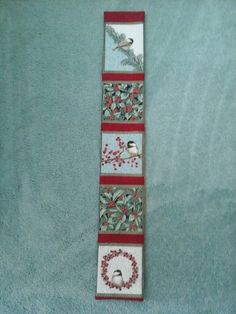 Chickadee Window Quilt Kit From Keepsake Quilting Uses
