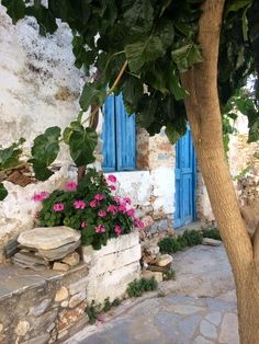 Olive Press, Naxos Island, Greece