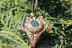 Meredith / Morning Dew, Swarovski, Christmas Ornaments, Holiday Decor, Handmade, Hand Made, Christmas Jewelry, Christmas Decorations, Christmas Decor
