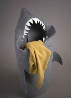 Shark Hamper. Love it!