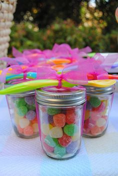 """Jac o' lyn Murphy: """"Spooning Up"""" Sweet Baby Shower Favors..."""