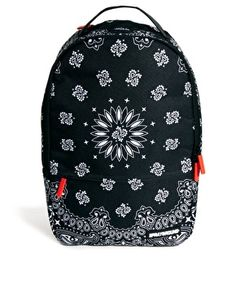 Image 1 of Sprayground Bandana Backpack.78,08e
