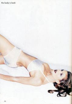 Cindy Crawford (Photography by Nick Knight) | 1994