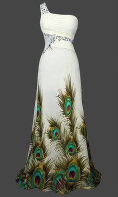 peacock wedding dress plus size - Google Search