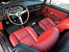 1966 Ferrari 275 GTS | V12, 3,286 cm³ | 260 BHP | Design: Pininfarina | Engine: Gioacchino Colombo