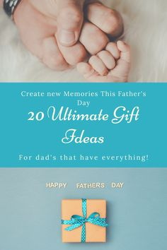 Father's do so much for us, so let's treat them this father's day with this ultimate gift guide including 20 gifts that he will love! Fathers Day Presents, Happy Fathers Day, Gifts For Dad, Positive Body Image, Thing 1, The Ultimate Gift, Surprise Gifts, Gift Guide, Relationships