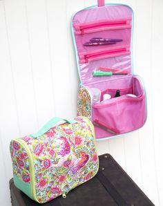 + Minikins Season Two - Bundle + - Sew Sweetness Bag Patterns To Sew, Sewing Patterns, Makeup Bag Pattern, Cosmetic Bag Tutorial, Essential Oil Case, Pouch Pattern, Produce Bags, Diy Purse, Craft Bags