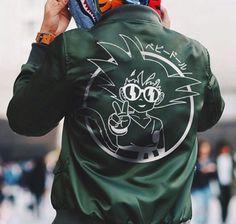 Dragon Ball Z Sukajan-style Jacket
