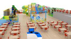 Multiplay Diseño de Parques Infantiles de bolas y de exterior