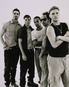 Rolling Stone   Community Post: 21 Legendary Photos To Celebrate The Backstreet Boys' 21st Anniversary