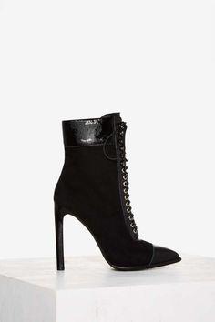 Jeffrey Campbell Elphie Leather Heel - Best Sellers