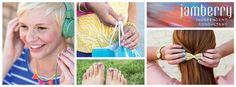 """Join my launch party! (Facebook search """"Sarah's Jamberry Launch Party"""") http://sarahkoontz.jamberrynails.net"""