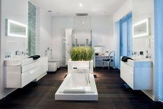 Pokój kąpielowy dla dwojga