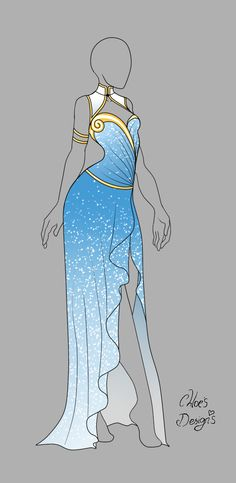 Outfit Design Auction #6 [Closed] by Chloes-Designs.deviantart.com on @DeviantArt