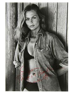 Lauren Hutton - In the 1960s