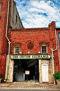Cotton Exchange, Wilmington, N.C.  I haven't been here in years, ...its great to visit