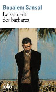 Le serment des barbares -