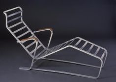 Marcel Breuer, Chaise Longue no.313 (1932; manufactured 1934)