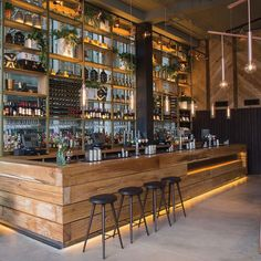 2016 Restaurant & Bar Design Awards Announced,The Refinery (Regent Place, London, UK) / Fusion DNA